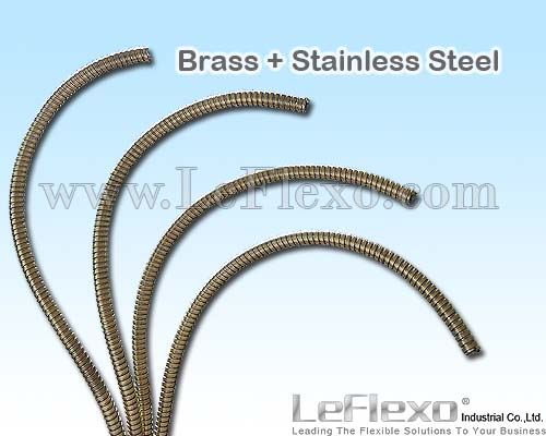 Brass & Stainless Steel Boom, BS-01
